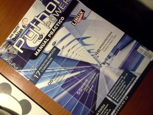 Número especial de la revista Linux-Magazine de Enero de 2012. Python Power