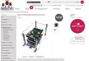 Raspberry Pi la compra