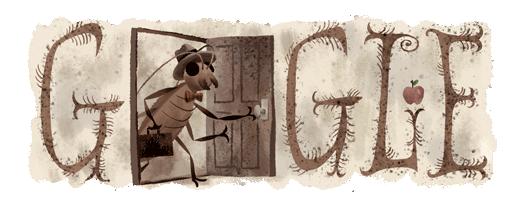 Doodle 130 aniversario nacimiento Kafka