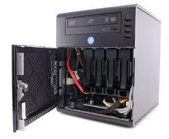 microserver HP proliant. En el que instalaremos definitivamente una distro debian