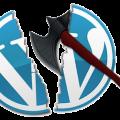 Wordpress crash