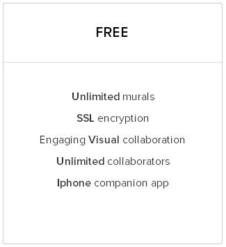 Datos de opción libre o gratis de mural.ly