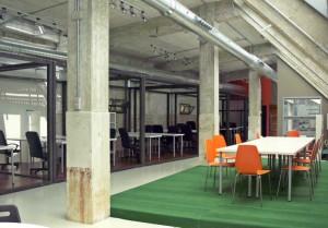 Centro de Coworking Eslabon en Carabanchel